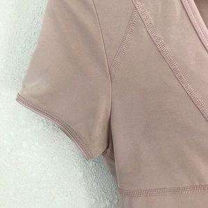 Adidas by Stella McCartney Tops - Adidas by Stella McCartney Nude Short Sleeve Top